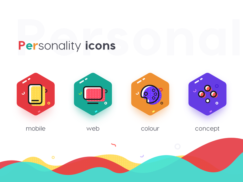 Personality Icons
