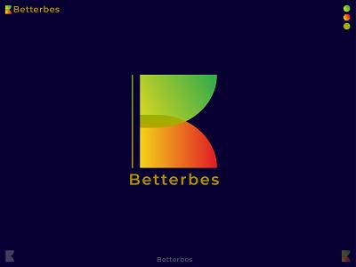 Modern Logo design- Betterbes logodesign dribbble colorful logo brand identity corporate logo b logo b vector modern logo compay logo brand logo logo designer logo design design logo typography vector icon illustration graphic design branding