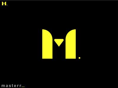 Minimalist Logo Design- M. brand logo logo identity brand identity mnimal logo designer abstract logo vector logo m logo m vector logo designer logo design minimal logo minimalist typography design vector icon illustration graphic design logo branding