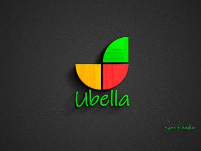 Ubella Logo Design. logodesign brand identity brand logo green logo u logo u vector logo designer modern logo colorful logo minimal logo logofolio logoispiration design vector logo typography icon illustration graphic design branding