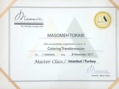 Certificate branding