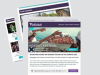 Newsletter Festicket