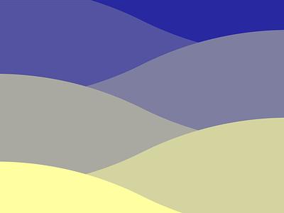Gradient #3 (Sand dune) dune sand