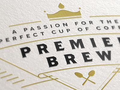 Brew Stamp logo design logo graphic designer top secret projects released real soon oooo pixeden