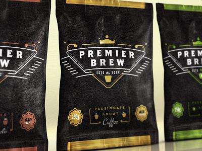 Brew Mock logo design logo graphic designer top secret projects released real soon oooo pixeden