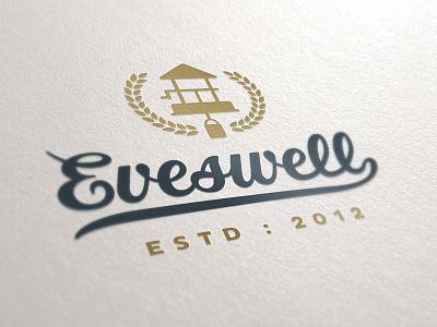 Swell Mock logo design logo graphic designer top secret projects released real soon oooo pixeden