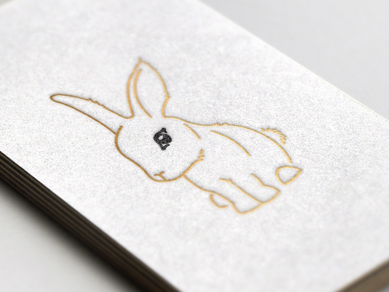 White rabbit small