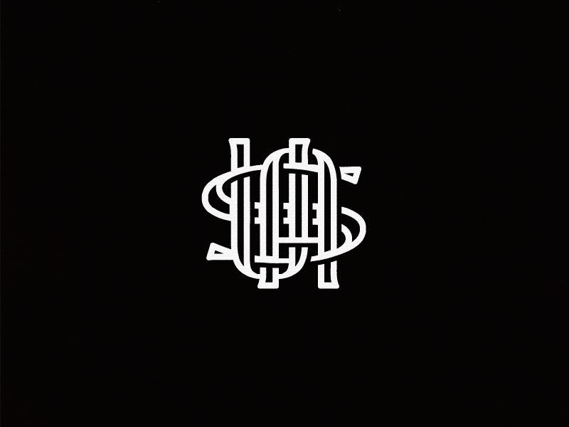 Usa monogram