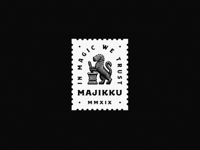 Pharmacist vintage stamp pharmacist pestle mortar logo lion etching branding