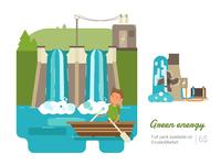Green Energy pack - Hydro Power