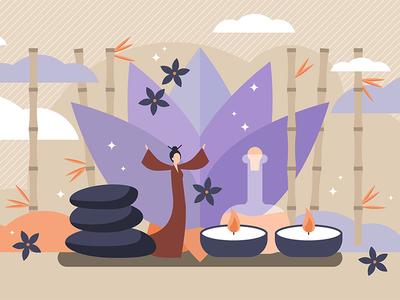 Asian Healing Practices
