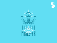 Thought Monster Logo