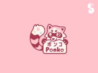 Ponkochi Logo