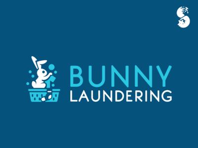 Bunny Laundering Logo