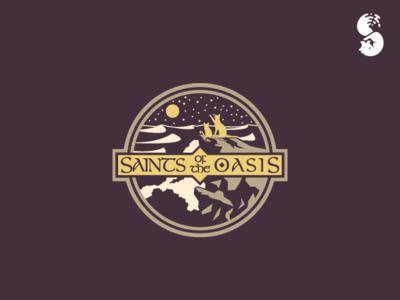 Saints Of The Oasis Logo