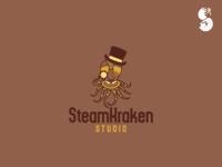 Steamkraken Studio Logo
