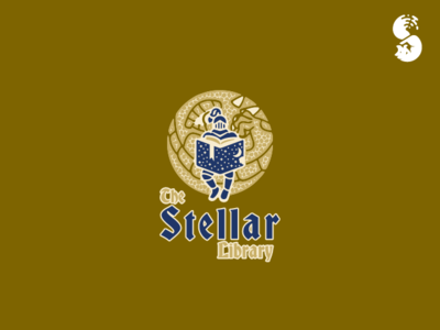 The Stellar Library Logo