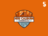 NEW CALIBURN CHRONICLES Logo