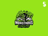 Monstrous Concepts Logo