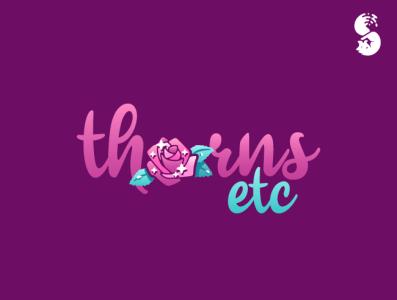 thorns etc Logo