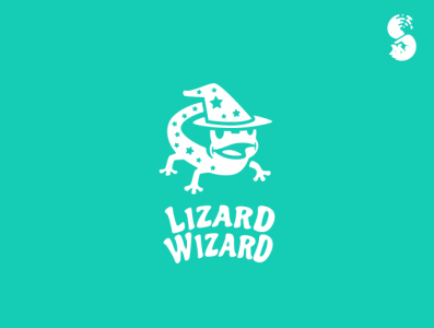 Lizard Wizard Logo