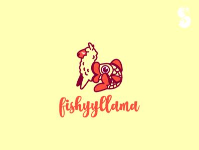 fishyyllama Logo