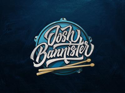 Josh Bannister typography inspiration brushtype font handlettering brush logo type calligraphy lettering logodesign