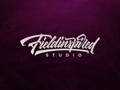Fieldinspire typography inspiration brushtype font handlettering brush logo type calligraphy lettering logodesign