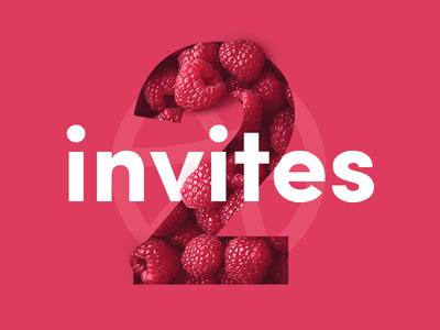 🏀🏀 Dribbble Invites