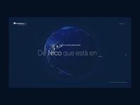 AeroMexico   Personas que son destinos - Website Animation