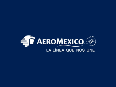 AeroMexico | Personas que son destinos - Logo animation vector logo css animations css animation loader campaigns campaign html css html 5 css 3 html design code ui web motion website javascript css animation