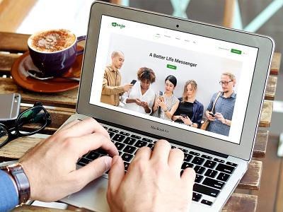 homepage web app ux iranian user experience ui user interface design weegle