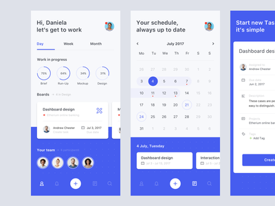 Project manage app task to do list productivity mobile calendar app ios project management date