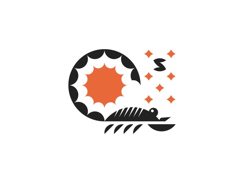 "Scorpio for ""S"" symbol geometry predator letter s wild animal stars star sun scorpion scorpio illustration mark geometric modern"