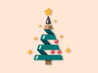 Christmas tree for designer:)