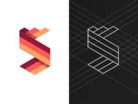 S + Shield (grid)