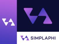 Logo concept - Simplaphi