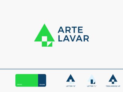 Arte Lavar Logo
