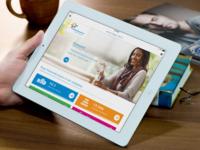 FrieslandCampina for iPad • 2013