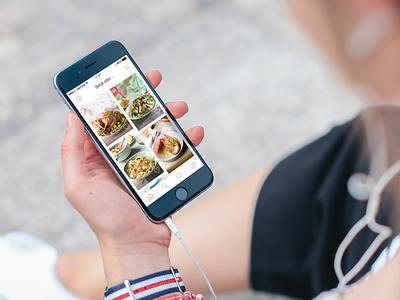 Recipe Finder on iOS finder recipe mobile app ios food