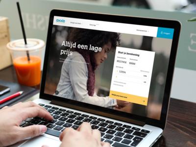 Oxxio Website 2016