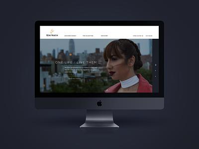 Rémy Martin ui ux webdesign remymartin