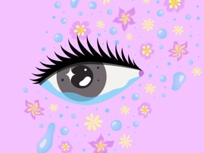 Eye eye illustration graphic design