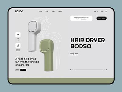 Bodso interface ux design ui  ux ui design branding webdesign website web web design