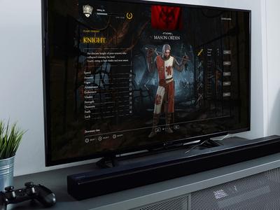 King UI  |  PS4