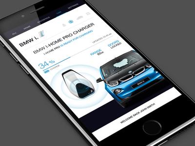 BMW I3 Control