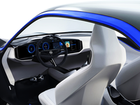 Opel GTX Dashboard Design