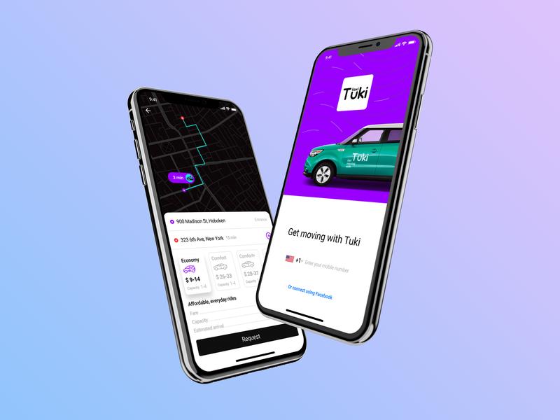 Tuki Taxi App taxi taxi driver mobile app design mobile app tuki taxi app