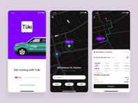 Tuki Taxi App