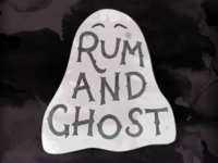 Rum and Ghost Lettering